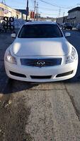 Infiniti G37x 2009 Tres propre full equipped 7999$