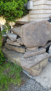 Free stones(rocks) - take as many as you can