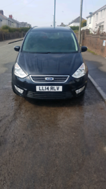 Ford Galaxy 7 seater diesel automatic