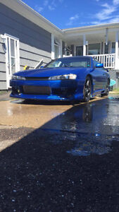 1995 Nissan 240SX Silvia s14 Coupe (2 door)