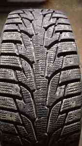 P205/60R16 hankook winter tires