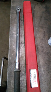 MATCO 1/2 inch torque wrench