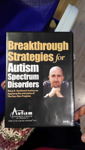 Breakthrough strategies and nutrition  for autism