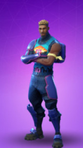 WANTED: Fortnite Account: PS4 (BRITE GUNNER)