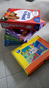 Complete lean to read package and math