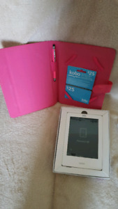 New Kobo with extras