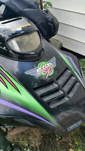 Arctic Cat Ext 580z