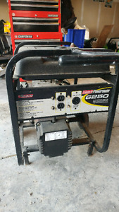 Coleman generator for sale ..(not running)