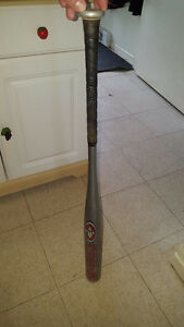 Easton softball bat.