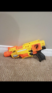 Nerf Collection 7 guns in total