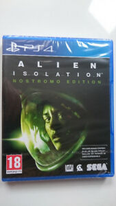 Alien Isolation - PS4 - NEUF