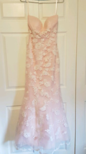 Size 8 formal prom dress