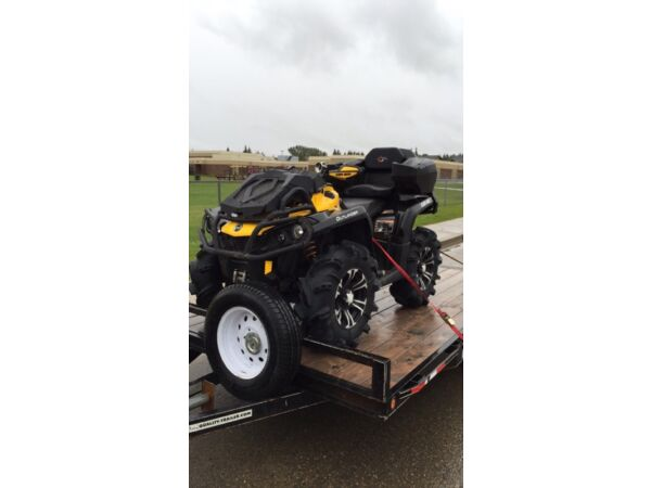 Used 2015 Can-Am OUTLANDER 800R XMR