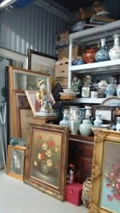 Vintage, Antique, Collectible Items for Sale at My Storage