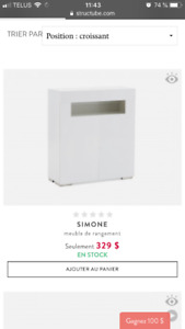 Meuble Simone structube