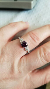 BNWT Charmed Aroma ring, size 10, Sterling silver,