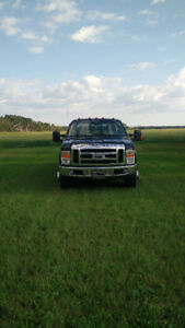 2008 Ford F350 Lariat Dually