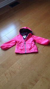 5t spring osh kosh fleece lined coat