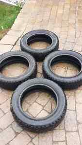 205/55/R16 Winter Tires Good For season 150$$  West Island Greater Montréal image 1
