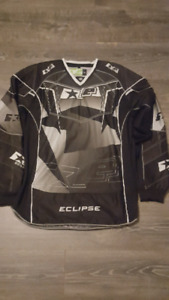 Planet eclipse paintball jersey - Large