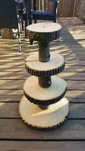 Rustic Cupcake Stand/ Wedding Decor Cambridge Kitchener Area image 2