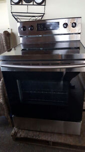 Samsung Stainless Steel Electric Range Oven $600 OBO