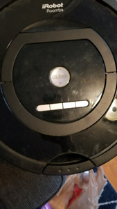 Roomba 770 pet series