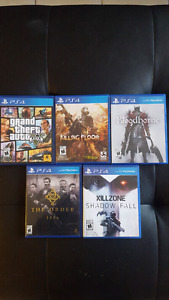 PS4 Games - in St. Thomas
