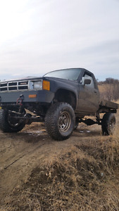 85 Toyota hilux solid axle