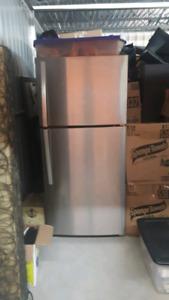 Réfrigérateur Acier inoxydable