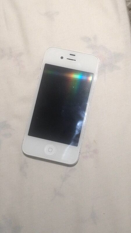 iPhone 4. Negotiable pricein Kingsbury, LondonGumtree - White iPhone 4. No earplugs, no charger. Good condition. Repaired screen. Price is negotiable