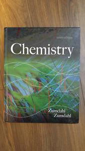 Chemistry (9th edition)