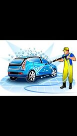 Car wash staff wanted
