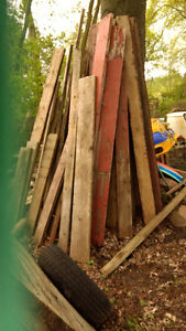 Moving Selection of Good Used Wood