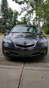 2013 Acura TL SH-AWD w/Tech Pkg (LOW KM)