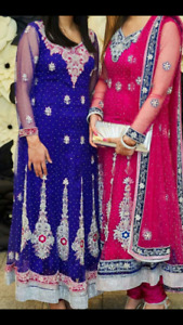 Punjabi/Pakistani/indian suits for sale