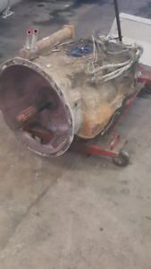 Eaton 13speed out of 2007 Volvo