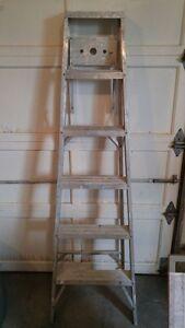 Aluminium Step Ladder - Reynolds 6 Foot Step Good Condition