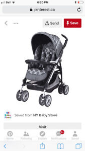 Peg Perego Pilko Switch Compact Stroller