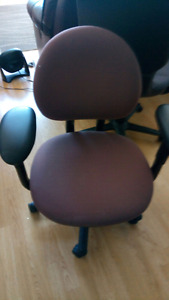 Two office chairs $30obo need gone asap