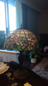 Tiffany Lamp - Pastel colours