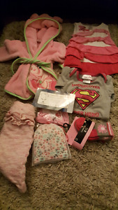 Baby Girl Clothes- various sizes from 3 mon-18mon