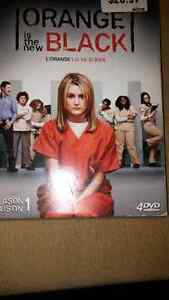 Dvd/Orange is the new black Cambridge Kitchener Area image 1