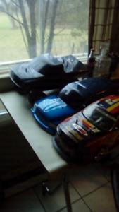 RC Car parts, 1:18 scale