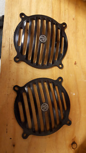 Harley Davidson Performance Machine speaker grills