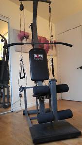 Body Sculpture comme Bowflex-home gym