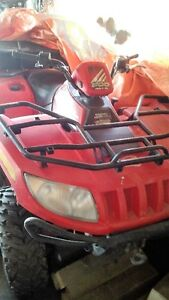 For sale or trade-2005 Arctic Cat 500 ATV