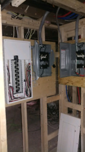 Contractors, Need a Qualified Electrican? CALL 416 770 5306