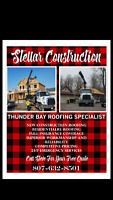Thunder bay roofing specialist