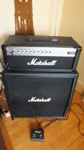 Marshall MG100HCFX Half Stack